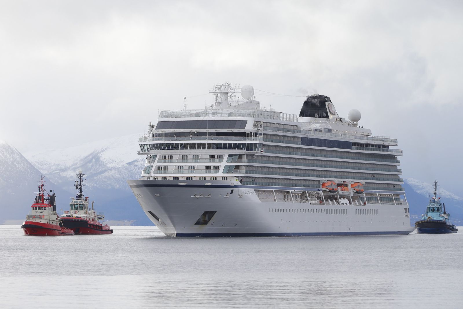 Kreuzfahrtschiff «Viking Sky»