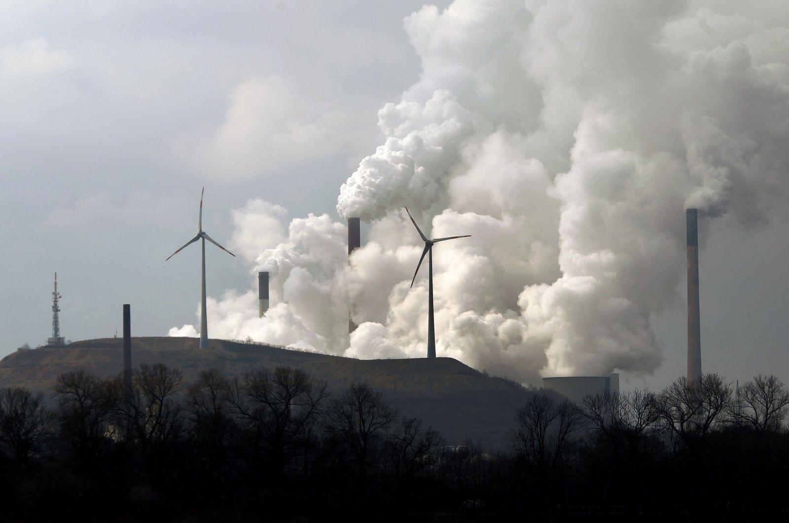 Atomkraftwerk EON / Energie