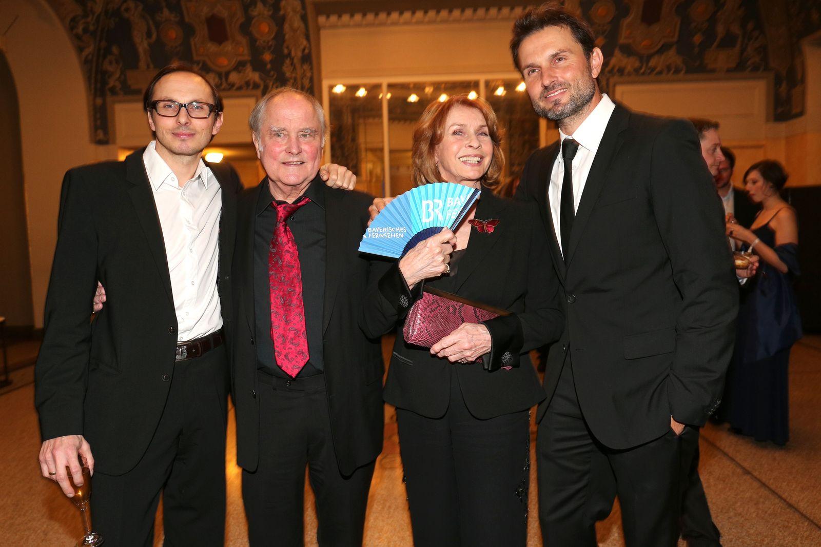 Michael Verhoeven - Bavarian Film Award 2016