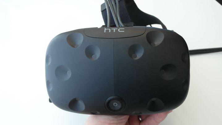 VR-Headset: Die Hardware der HTC Vive