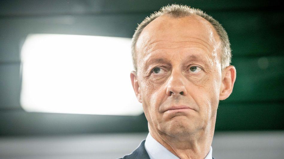 CDU-Politiker Merz: »Unqualifizierte Rundumschläge«