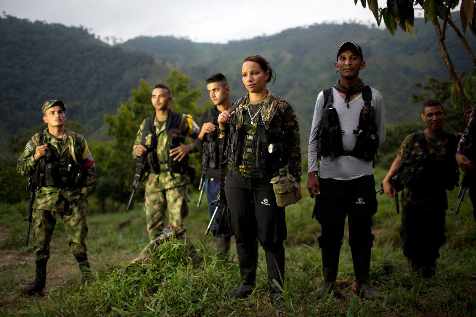 FARC/ Minderjährige