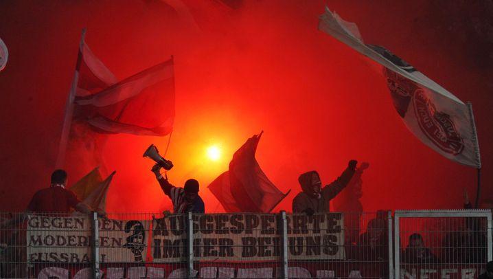 Torfestival in Stuttgart: Ribéry macht das halbe Dutzend voll