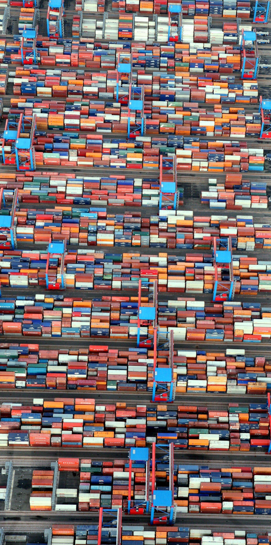 Container Konjunktur