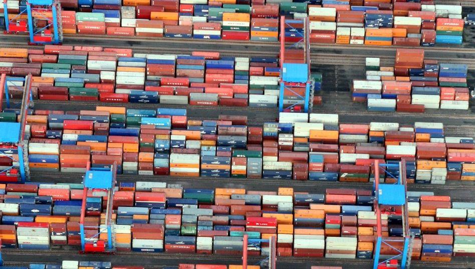 Containerterminal (Symbolfoto)