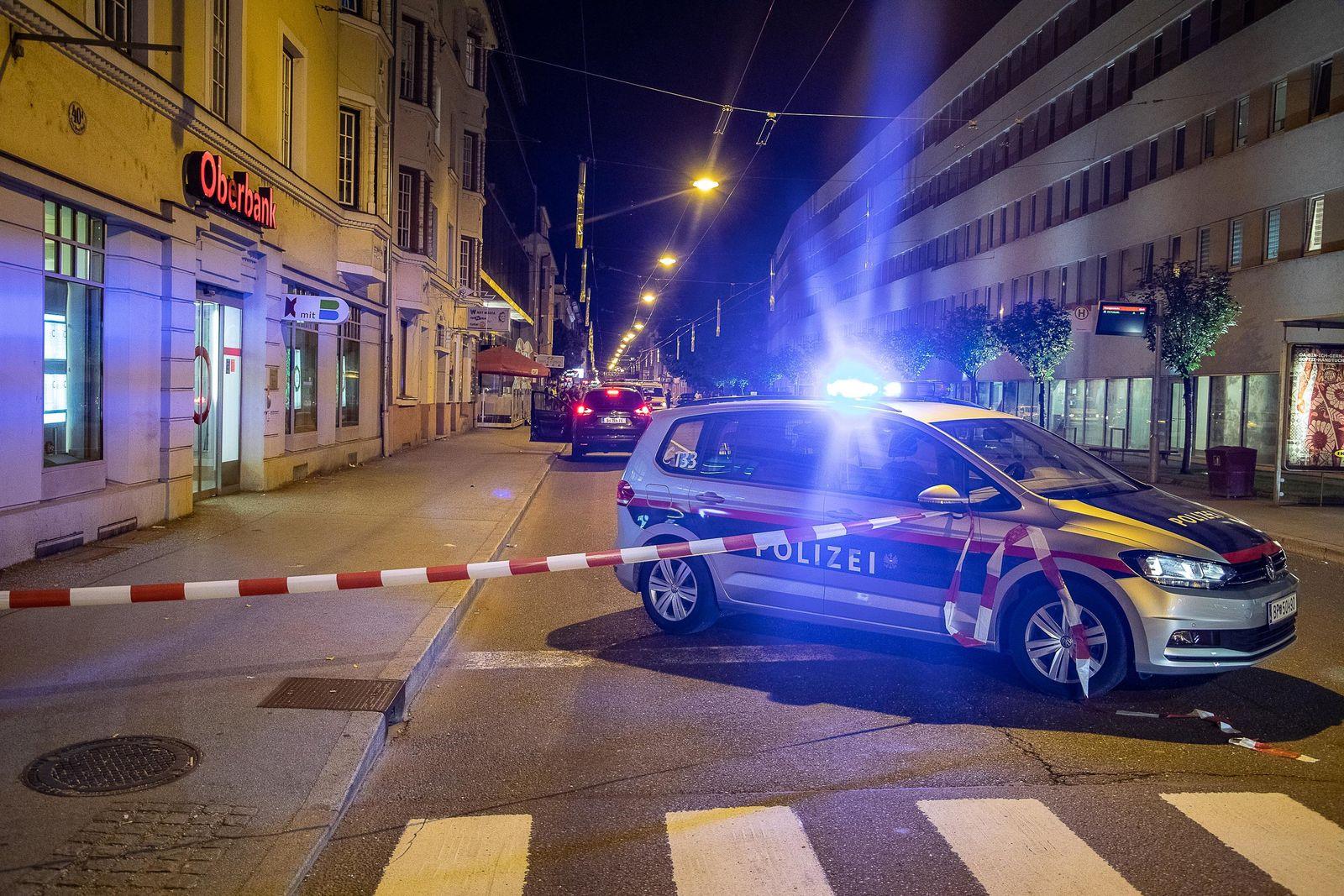 Gewalttat in Salzburg