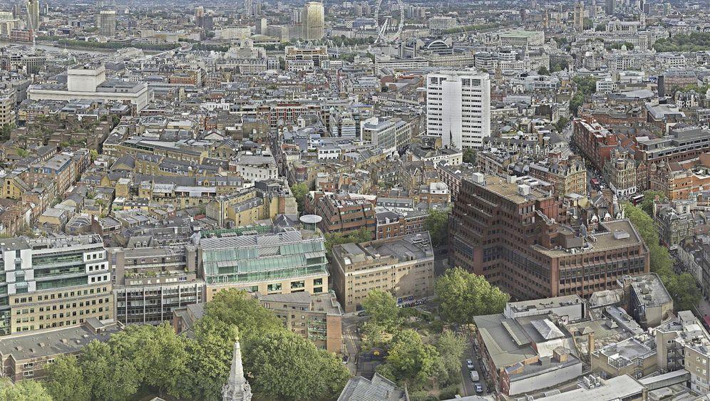 80 Gigapixel London: Das größte Digitalfoto der Welt