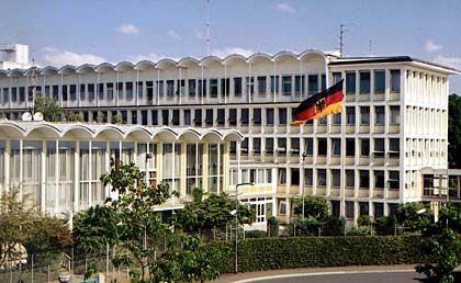 BKA-Gebäude: Zentrum der Rasterfahndung