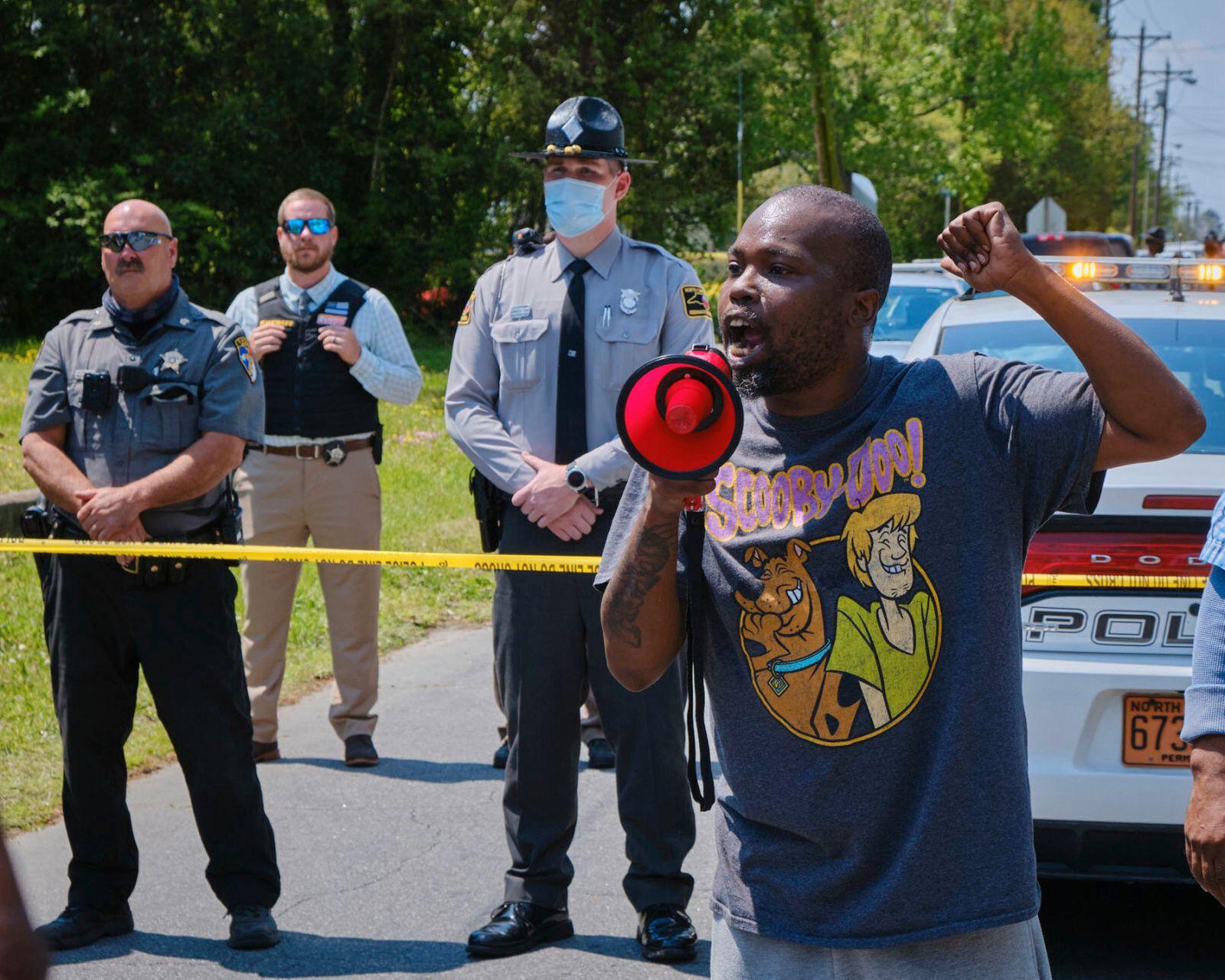 North Carolina Deputy Shooting