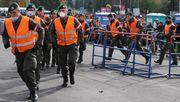 Österreich will bei steigenden Migrantenzahlen Grenzen schützen