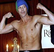 """Boxer Rourke (1993 in Hamburg): """"Es war ein gutes Mittel, um mir meine Stärke zu beweisen"""""""