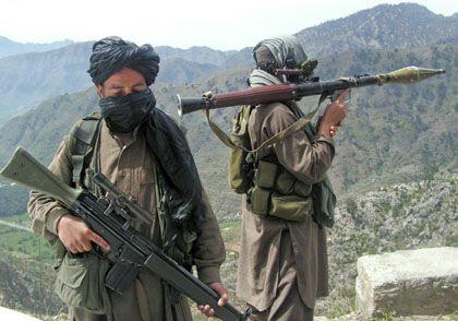 Taliban im Swat-Tal: Wachsender Einfluss in Pakistan