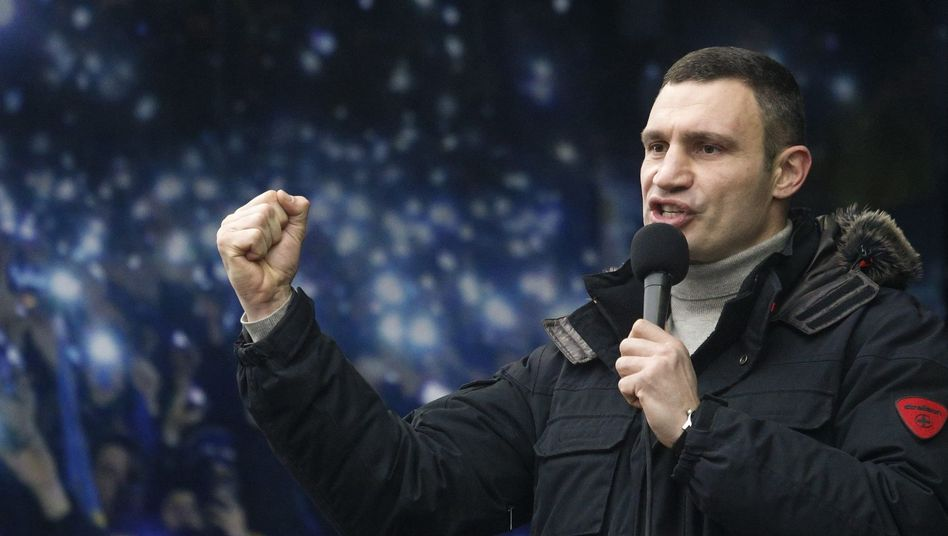 """Vitali Klitschko: """"Moralische Unterstützung für die Opposition ist nicht genug"""""""