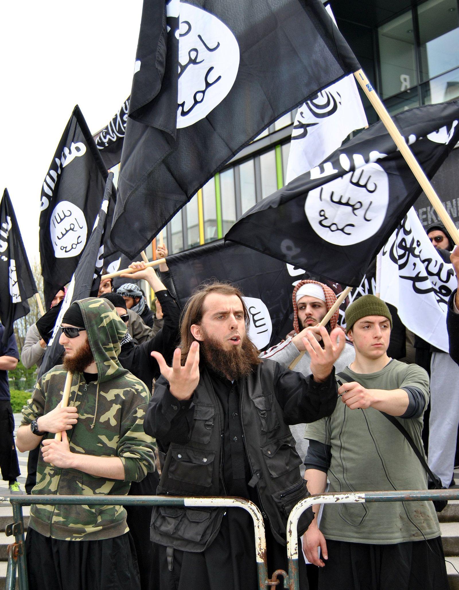 Deutschland / Salafisten