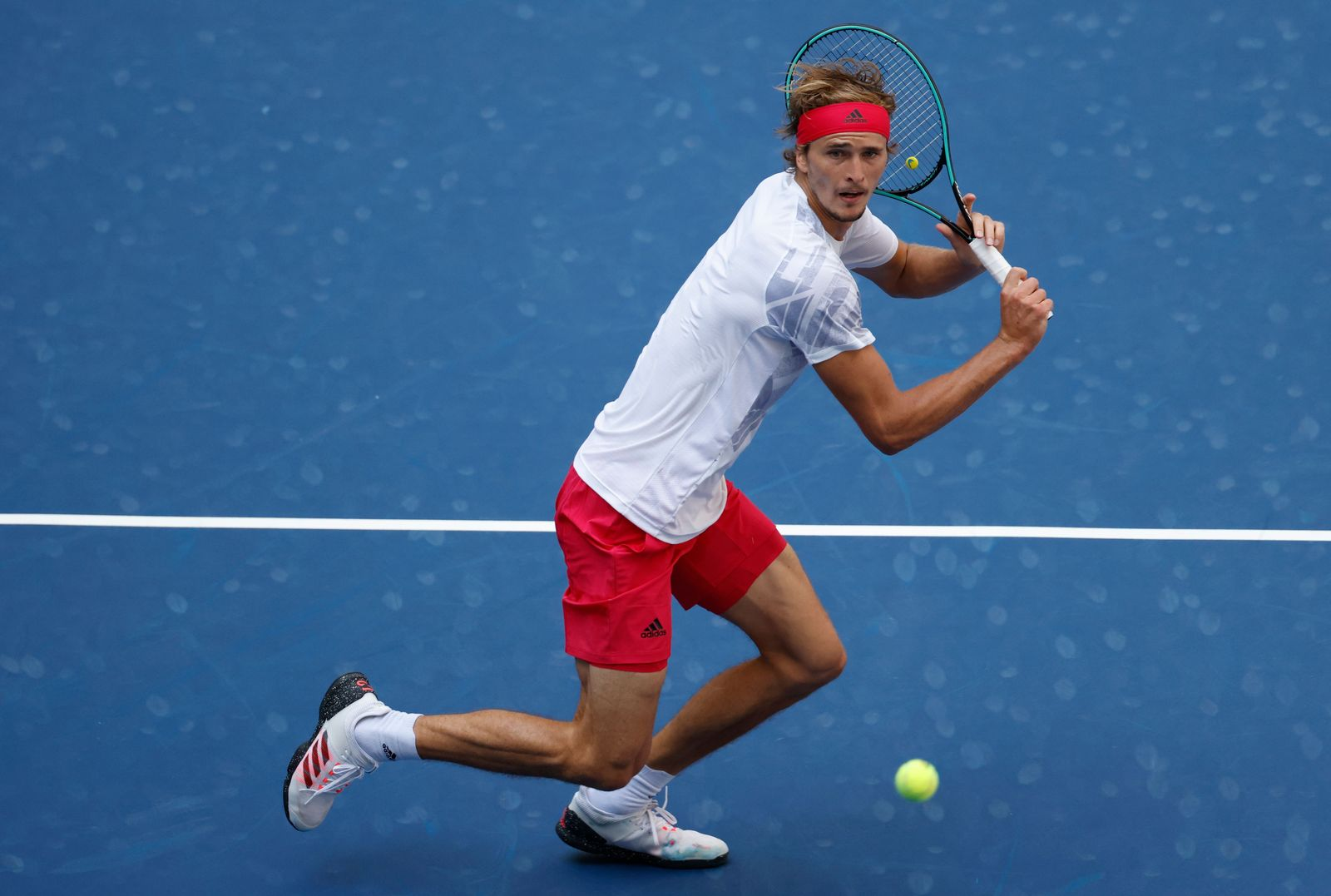 2020 US Open Tennis Championships in New York, USA - 09 Sep 2020