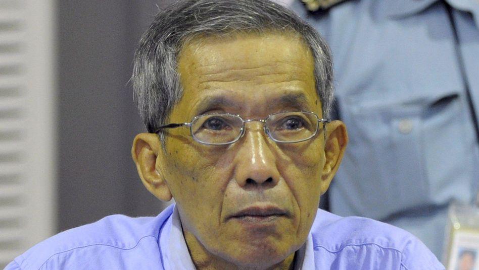 Ex-Rote-Khmer-Funktionär Kaing Guek Eav: Ermordung Tausender Gefangener abgesegnet