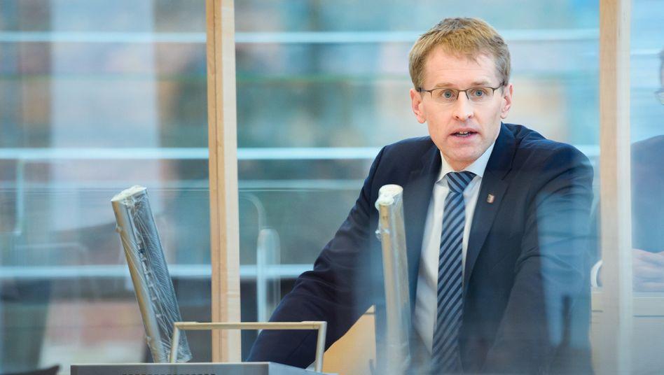 Schleswig-Holsteins Ministerpräsident Daniel Günther kündigte einen »harten Lockdown« ab spätestens Weihnachten an