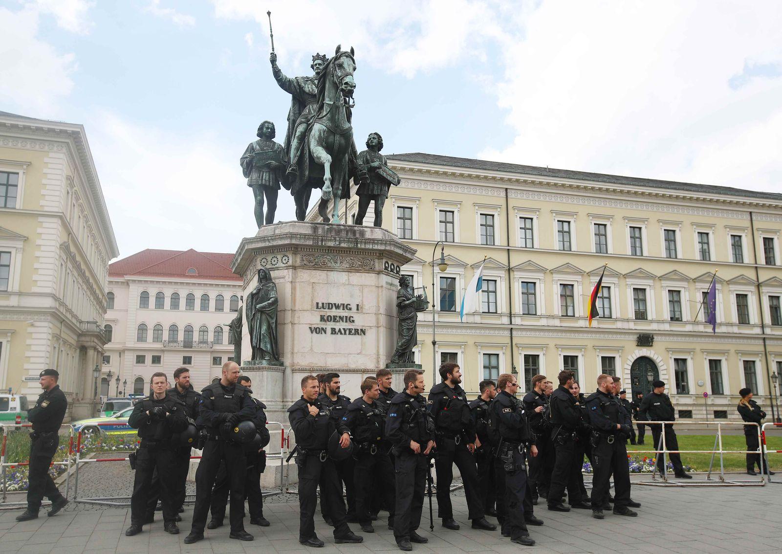 Polizeiaufgabengesetz PAG