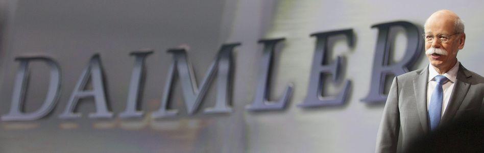 """Dieter Zetsche bei einer Daimler-Aktionärsversammlung: """"Deutschland kann doch die freien Arbeitsplätze gar nicht mehr allein mit Deutschen besetzen"""""""