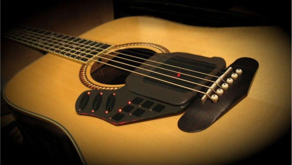 Vo-96 Acoustic Synthesizer: Geplingel und Getöne