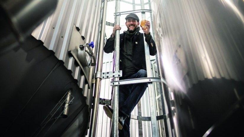 Stone-Brewing-Mitgründer Koch: Angriff auf die Traditionalisten
