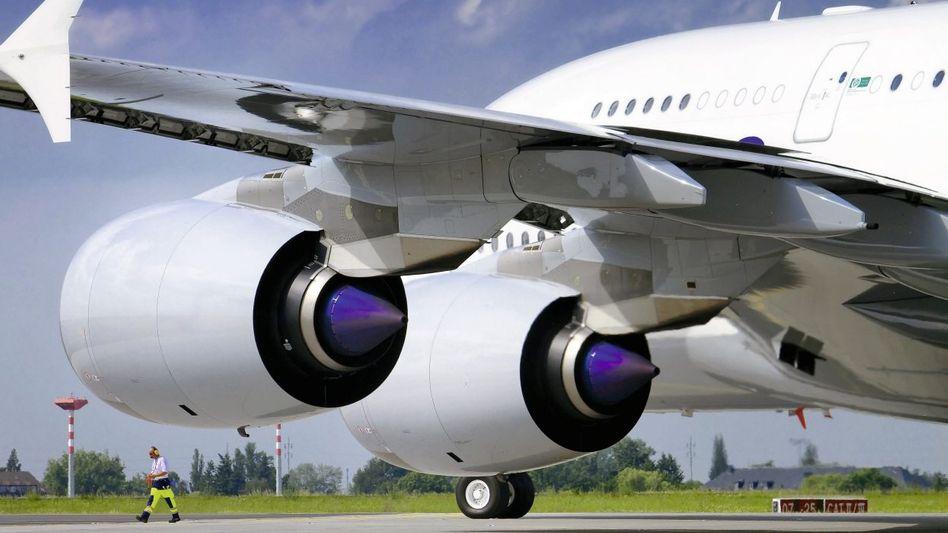 Problemflieger A380