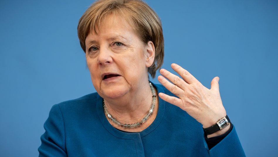 Bundeskanzlerin Angela Merkel: Was ist möglich, was nötig?