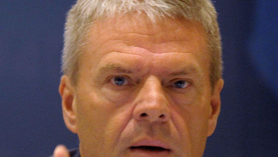 Polizist Troels Oerting: Fordert Verzicht auf Anonymität im Netz