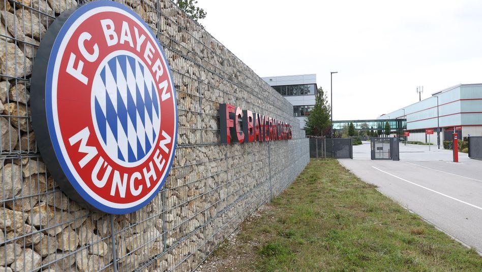 """Der """"FC Bayern Campus"""""""
