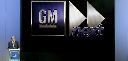 GM CEO Rick Wagoner has been forced out.