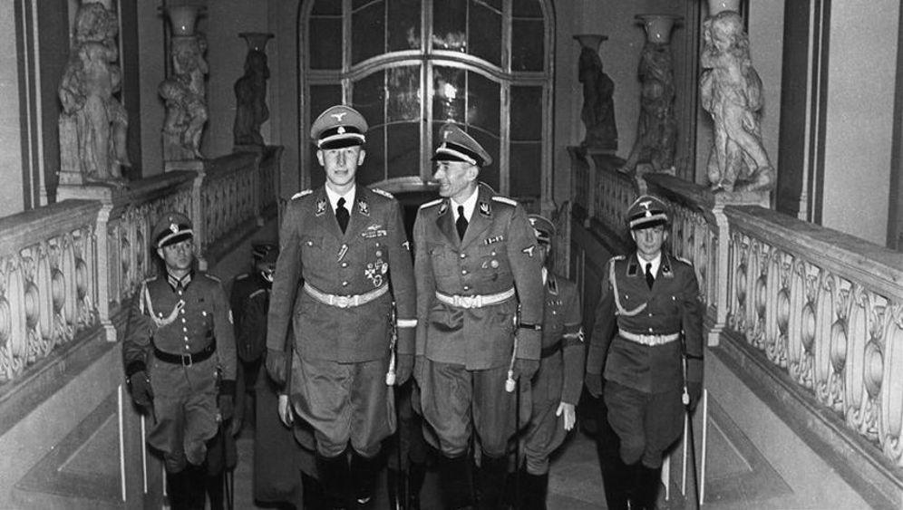 Attentat auf Reinhard Heydrich: Schlüsselfigur des NS-Terrors