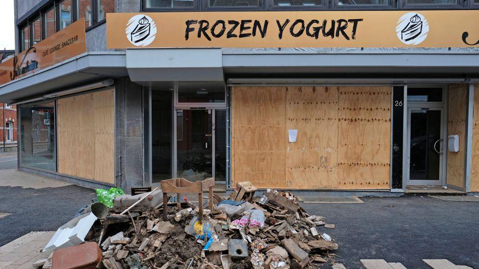Ladenlokal in Stolberg: Pleiten von eigentlich gesunden Unternehmen sollen verhindert werden