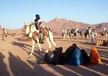 Freut den Arbeitgeber: Leben wie die Nomaden