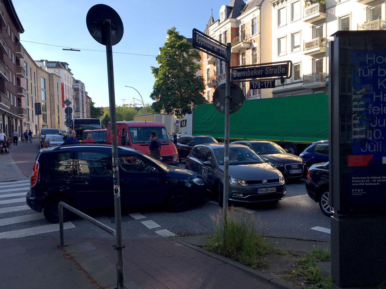 EINMALIGE VERWENDUNG G20 / Verkehr / zusammengebrochen