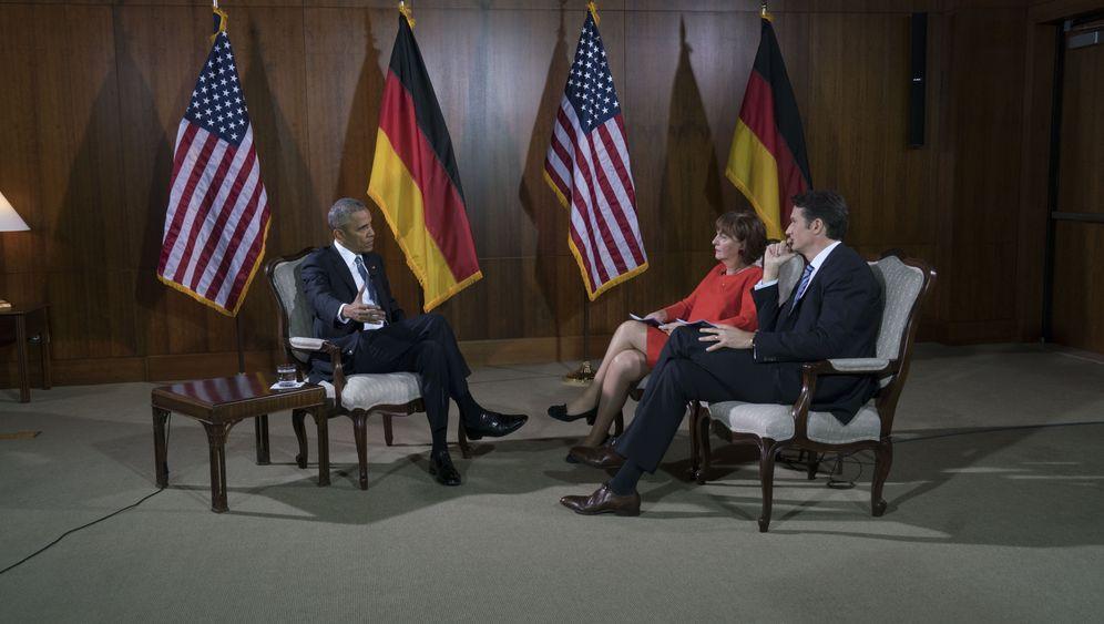 Obama in Berlin: Welcome Mr President