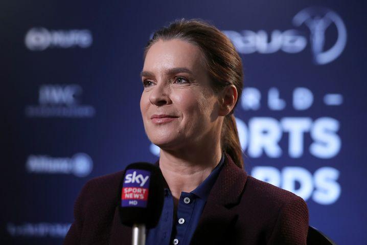 Sportlerin Katarina Witt: Hadern mit der Politik als Korrektiv, um Nazis die Arbeit nicht zu erleichtern