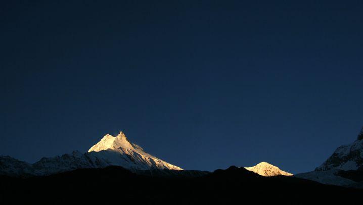 Manaslu-Umrundung: Wie Annapurna, nur einsamer
