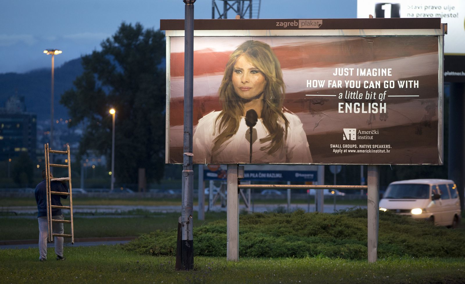 Croatia Billboard
