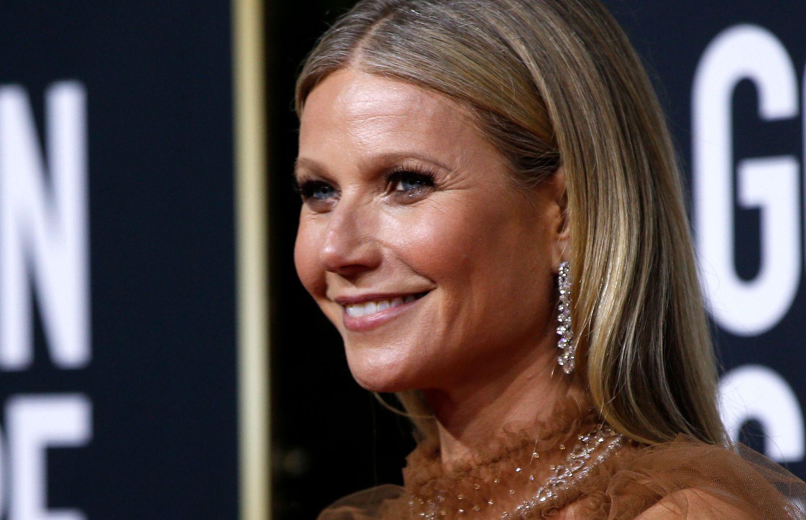 77th Golden Globe Awards - Arrivals - Beverly Hills, California, U.S., January 5, 2020 - Gwyneth Paltrow
