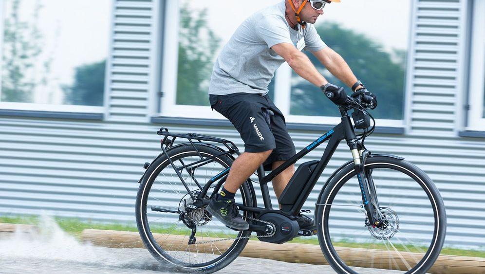 Fahrrad-ABS: Stotternd sicher zum Stehen