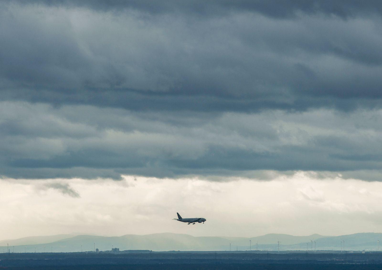 Coronavirus - Einschränkungen im Flugverkehr