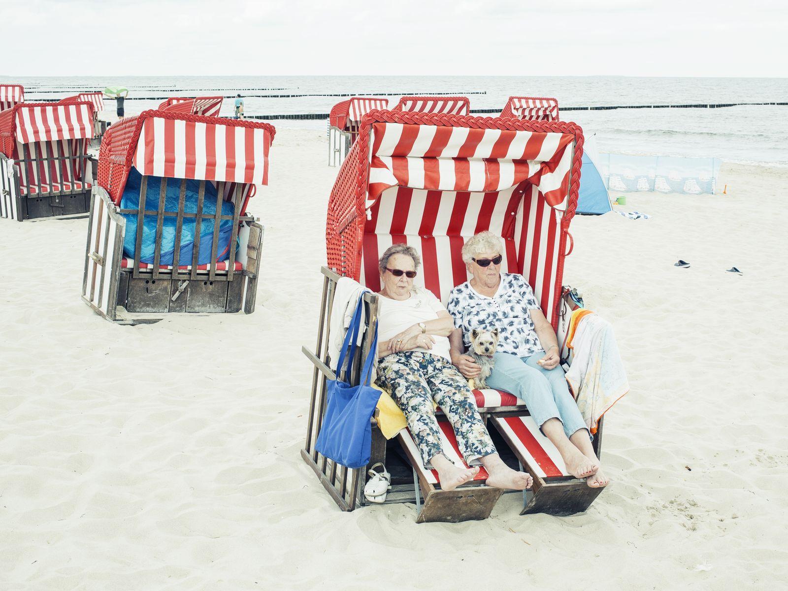 EINMALIGE VERWENDUNG SPIEGEL Plus SPIEGEL 31/2017 S.74 erschöpftes Ostdeutschland