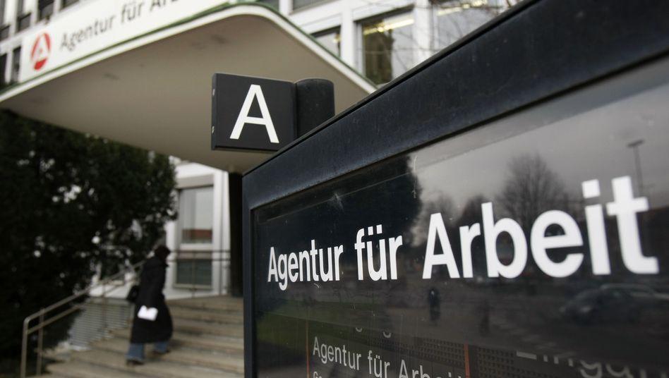 Agentur für Arbeit in Ludwigsburg: Anlaufstelle für Menschen ohne Job