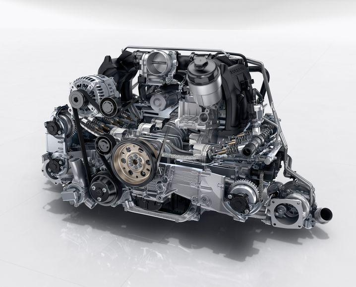 Umstritten: Der neue Turbomotor für den Elfer