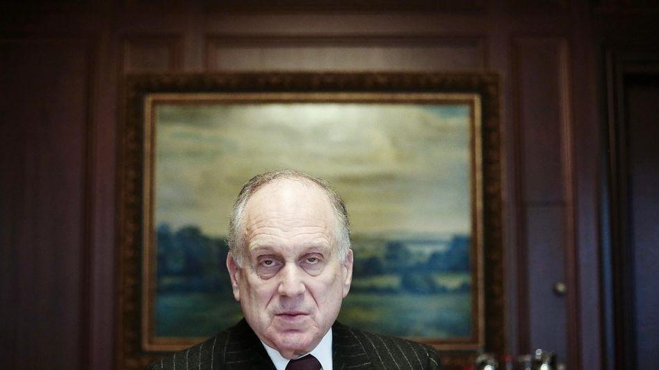 Lauder, 70, ist Präsident des Jüdischen Weltkongresses