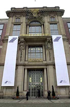 Hochschule der Wirtschaft (in Berlin): Dilettantischer Start