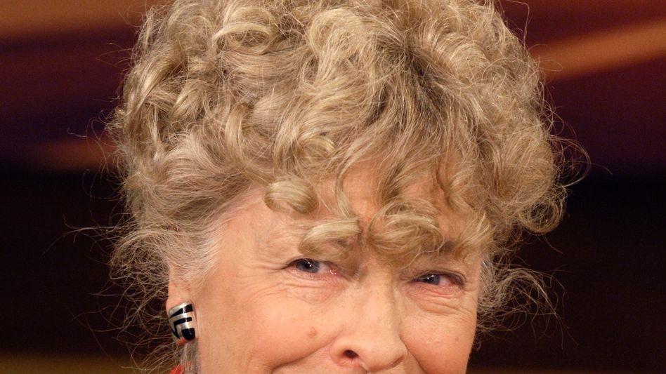 Fast wäre sie Bundespräsidentin geworden: Gesine Schwan