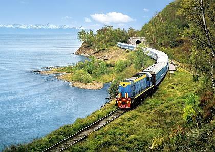 Transsibirische Eisenbahn: Die Strecke wird einen großen Teil der TAR abdecken