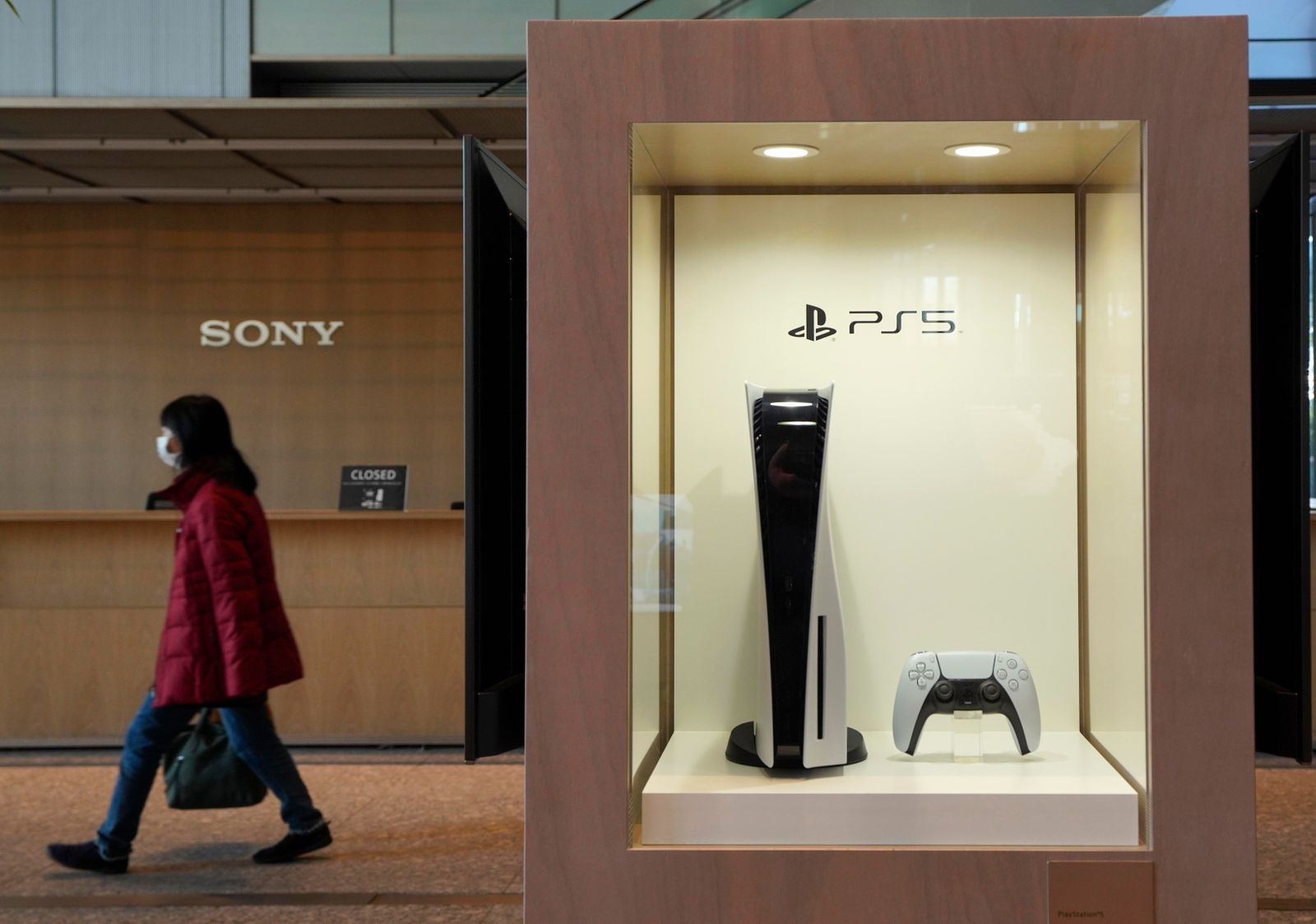 Sony to announce 2020 Q3 results, Tokyo, Japan - 03 Feb 2021