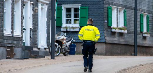 Polizei fasst mutmaßlichen Plünderer aus Hochwassergebiet